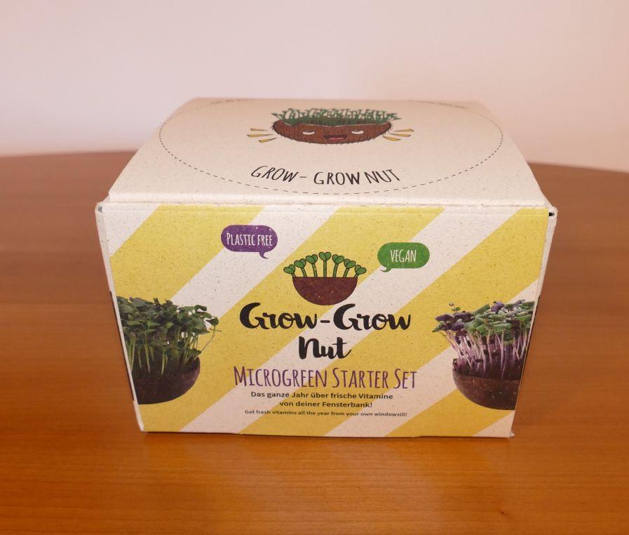Grow-Grow Nut Pflanzset